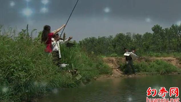 自动钓鱼船