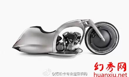 我爱发明汽车改装之改装摩托车