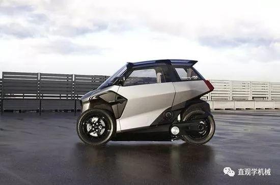 法国标志小汽车